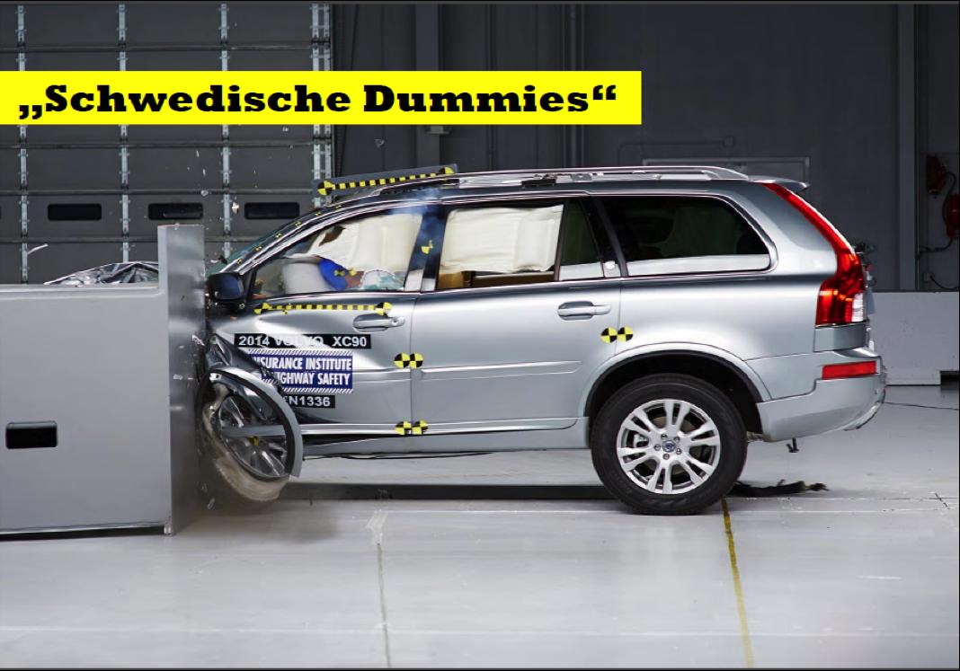 Der Volvo XC90 weiß zu überzeugen