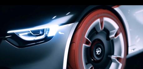 Das Opel GT Concept