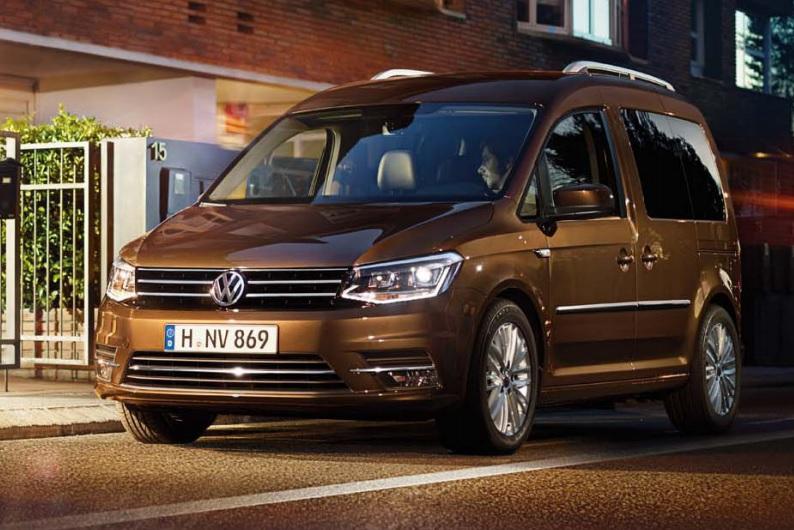 VW Caddy Bildquelle: Volkswagen.de