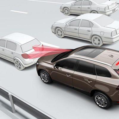 Die Volvo Vision 2020