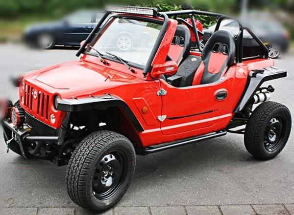Buggy 1100 von Quadrix