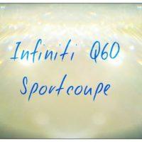 Das Infiniti Q60 Coupe 2017 wartet auf Kundschaft